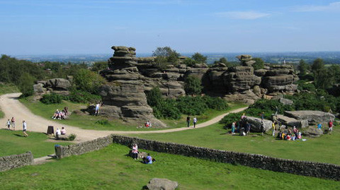 BrimhamRocks